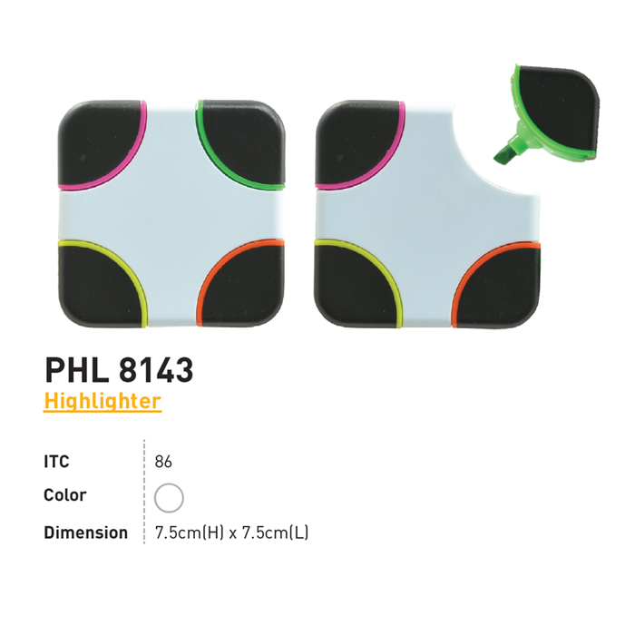PHL 8143 - Highlighter